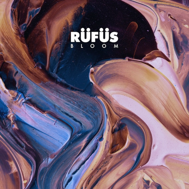 RÜFÜS Bloom artwork